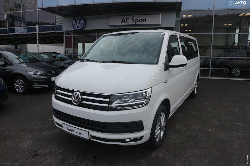 Volkswagen Multivan .2.0 TDI DMR Comfortline DSG 4 Motion