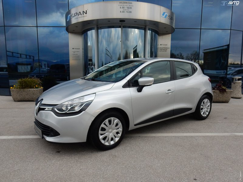 Renault Clio 1.2 16V +NAVIGACIJA