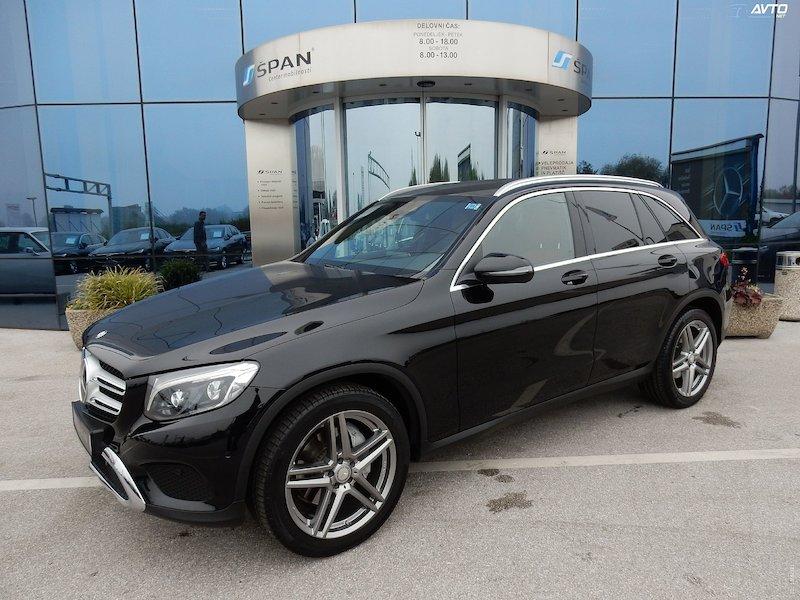 Mercedes-Benz GLC-Razred GLC 250 d 4MATIC Exclusive Avt. +TOP OPREMA