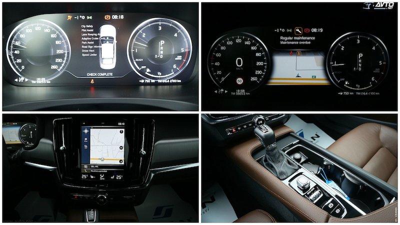 Volvo S90 D4 AWD Momentum Avt. +FULL LED+NAVI+ACC+KAMERA ITD