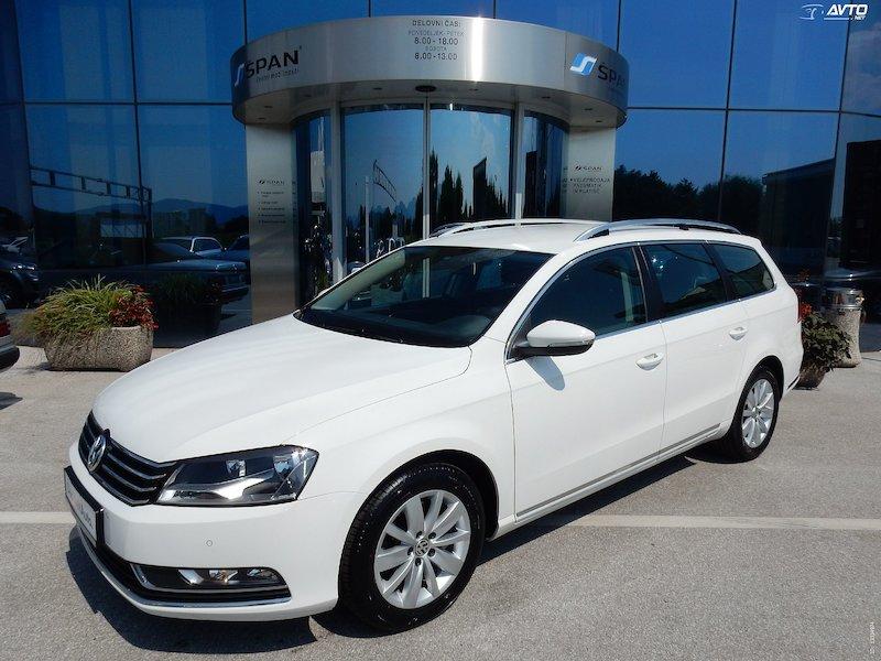 Volkswagen Passat Variant 2.0 TDI BMT Comfortline +VELIKA NAVIGACIJA