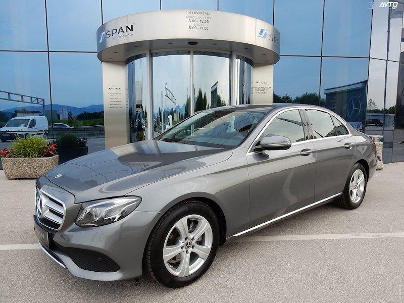 Mercedes-Benz E-Razred E 220 d Avantgarde Avt. MULTIBEAM. NAVI ITD...