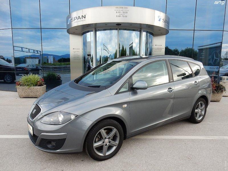 Seat Altea XL 1.6 TDI CR iTECH Ecomotive NAVI ODLIČNI