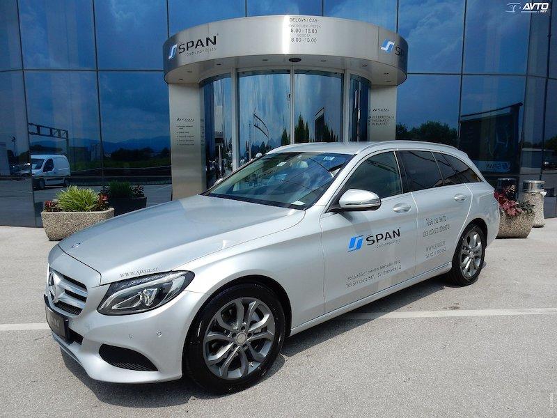 Mercedes-Benz C-Razred C 180 d T AUT. Avantgarde +LED +NAVI +USNJE ITD