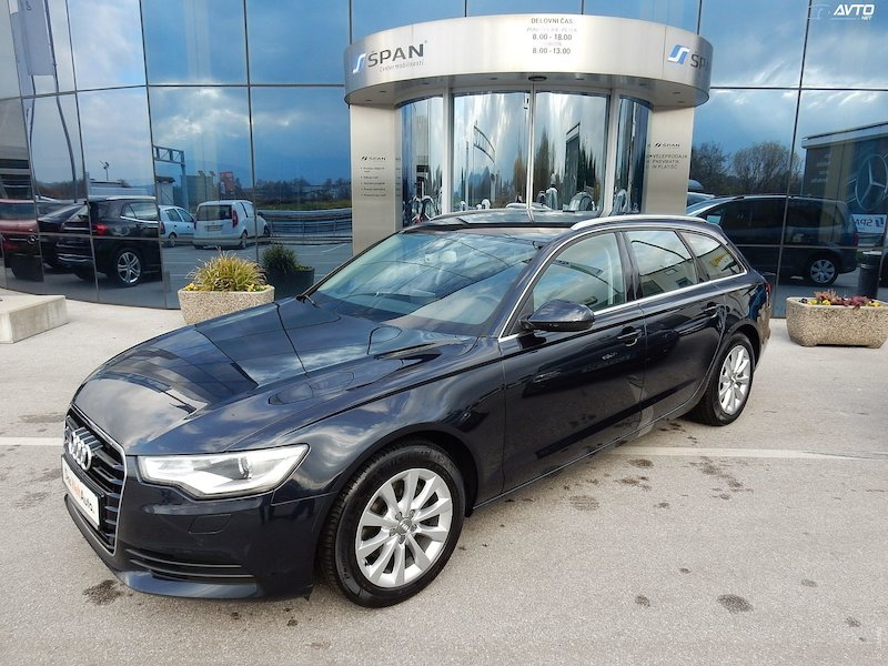 Audi A6 Avant 2.0 TDI ultra LED+XENON. NAVI NEMŠKO POREKLO