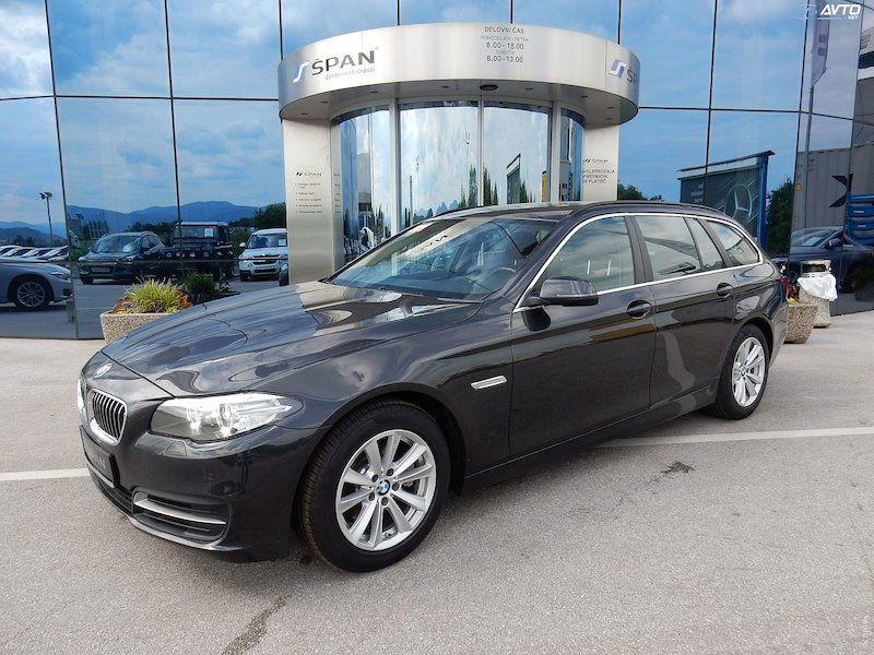 BMW serija 5 520dA xDrive T Avt. 190KM EXECU XENON PROFESSIONAL
