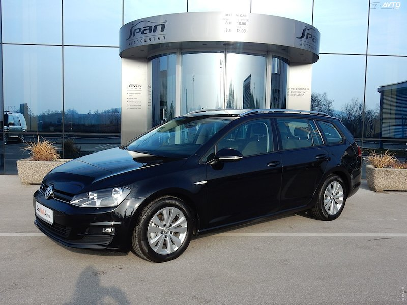 Volkswagen Golf Variant 1.6 TDI CL | 110KM NAVI TEMPOMAT ITD