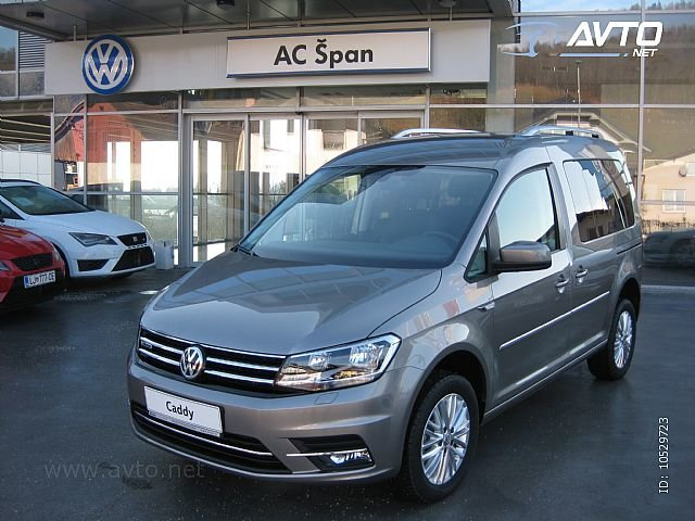 Volkswagen Caddy .2.0 TDI 4 MOTION HIGHLINE