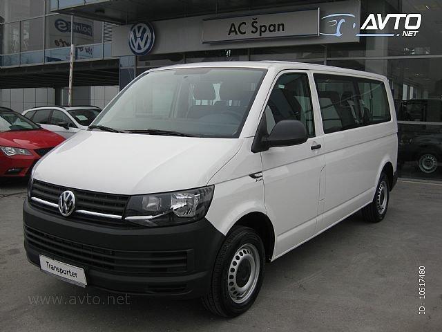 Volkswagen Transporter .2.0 TDI KOMBI NS DMR 8+1