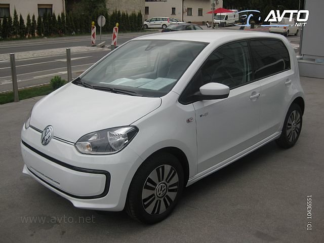 Volkswagen Up! .e-UP
