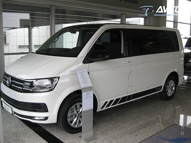 Volkswagen Multivan .TDI Comfortline EDITION 30