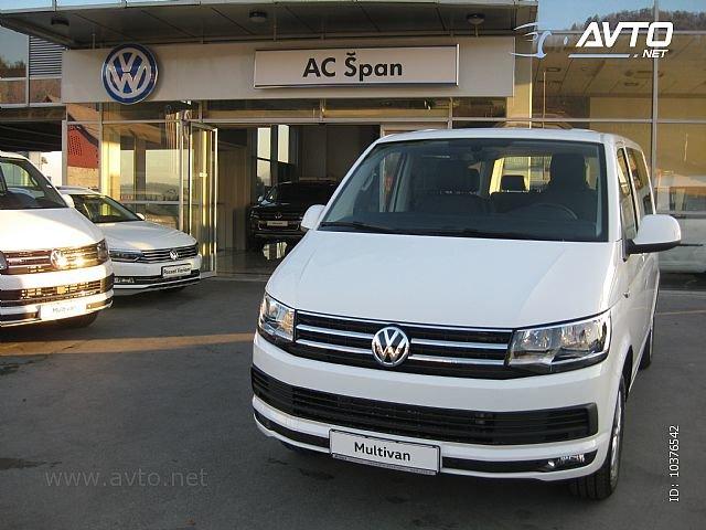 Volkswagen Multivan .2.0 TDI Comfortline