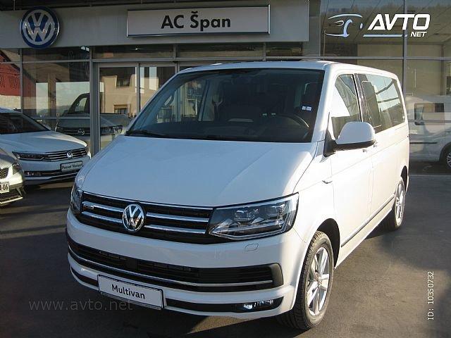 Volkswagen Multivan .2.0 Bi-TDI DSG 4MOTION GENERATION 6