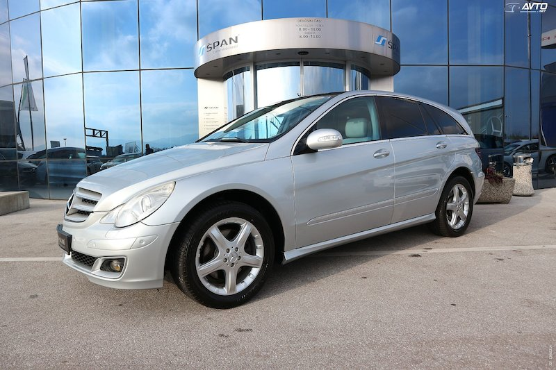 Mercedes-Benz R-Razred R 4MATIC 500 Avt. +AIRMATIC+6X SEDEŽ ITD