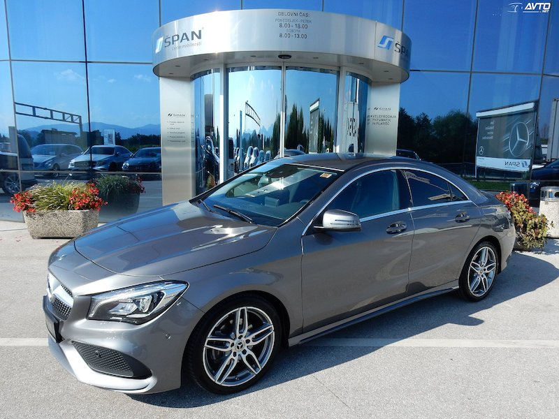 Mercedes-Benz CLA-Razred CLA 200 d AUT AMG Line +LED+NAVI+DIG. KLIMA ITD