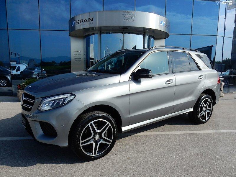Mercedes-Benz GLE-Razred GLE 350 d AIRMATIC 4MATIC Avt. +TOP OPREMA ODLIČEN