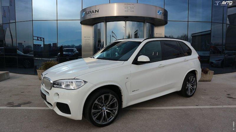 BMW serija X5 xDrive30d Avt. M-PAKET +SLO +TOP OPREMA
