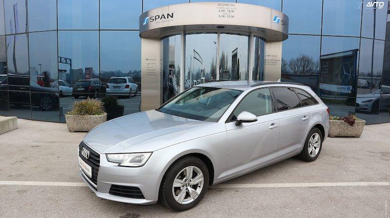 Audi A4 Avant 2.0 TDI S tronic +XENON+NAVI+USNJE ITD