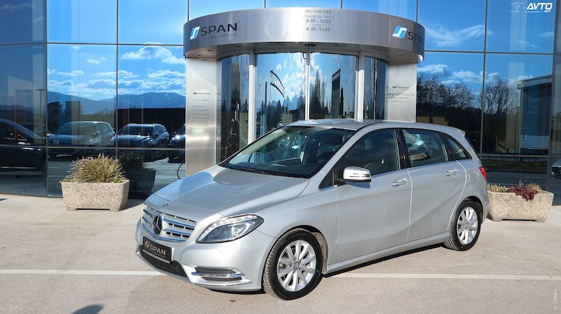 Mercedes-Benz B-Razred B 180 CDI EXECUTIVE +LED+XENON+USNJE+NAVI....
