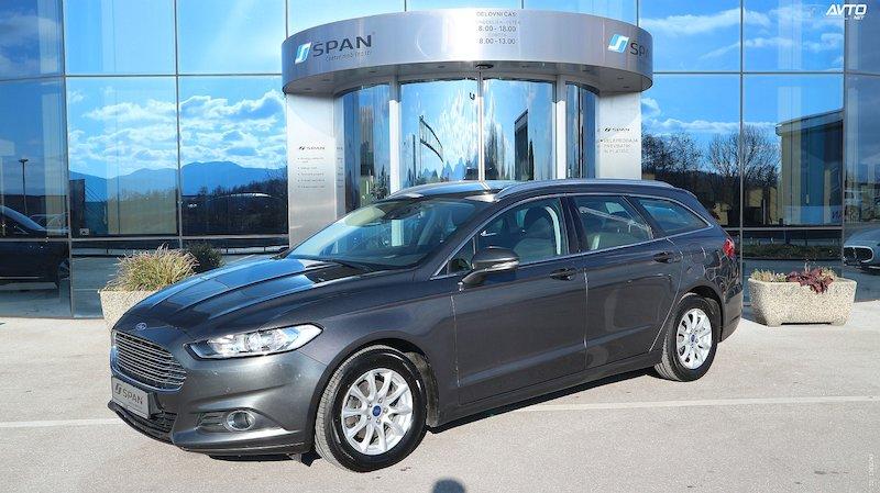 Ford Mondeo Karavan 2.0 TDCi BUSINESS AUT NAVI+OGREVANJE SEDEŽ