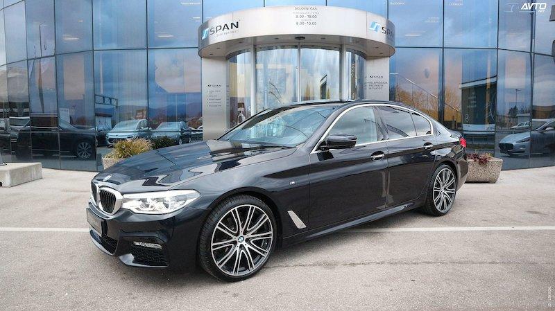 BMW serija 5 520d Avt. M-PAKET | ODLIČEN
