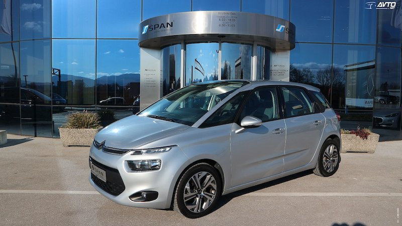 Citroën C4 Picasso 1.6 BlueHDi Business Avt. +NAVI ITD