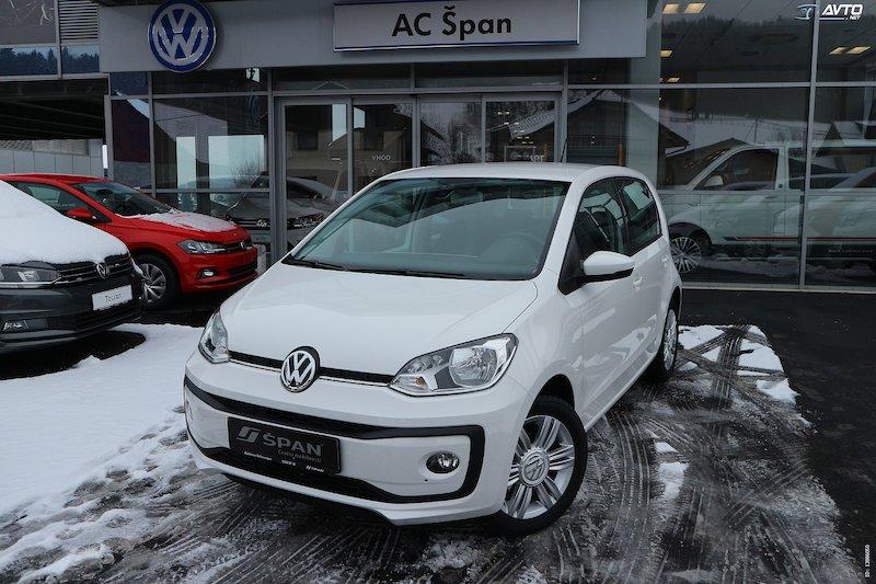 Volkswagen Up! .High UP  1.0 BMT