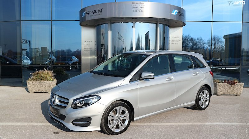 Mercedes-Benz B-Razred B 180 Urban AUT +LED+DYNAMIC SELECT ITD
