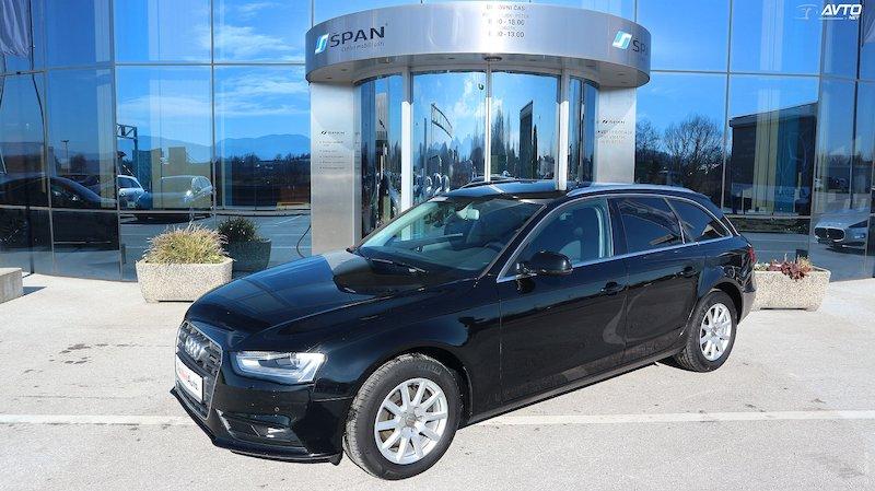 Audi A4 Avant 2.0 TDI Business AUT +XENON+NAVI ITD