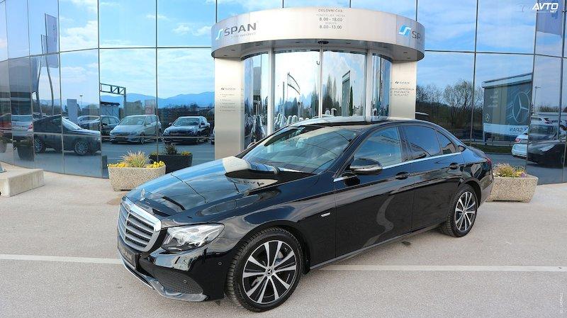 Mercedes-Benz E-Razred E 200 d Avt. SPORT STYLE +MULTIBEAM+NAVI ITD