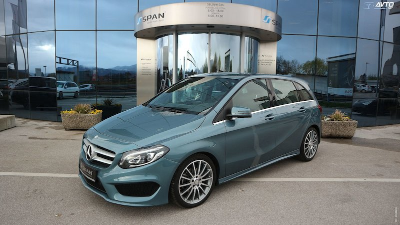 Mercedes-Benz B-Razred B 180 CDI AMG Line AUT +DIGITALNA KLIMA+LED+NAVI..