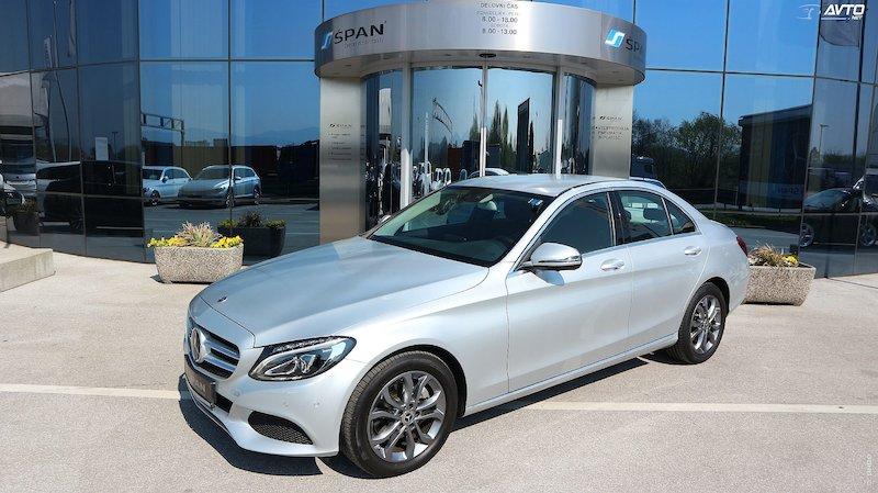 Mercedes-Benz C-Razred C 200 d Avantgarde Avt. +DISTRONIC+360KAM+3X KLIMA