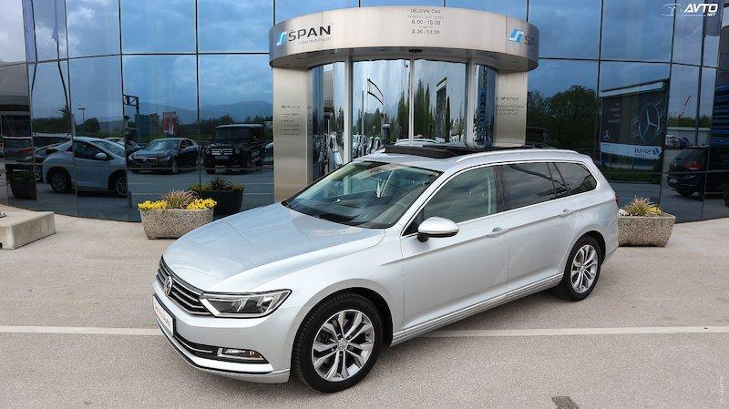 Volkswagen Passat Variant 1.6 TDI HIGHLINE DSG AUT ACC NAVI+PANORAMA