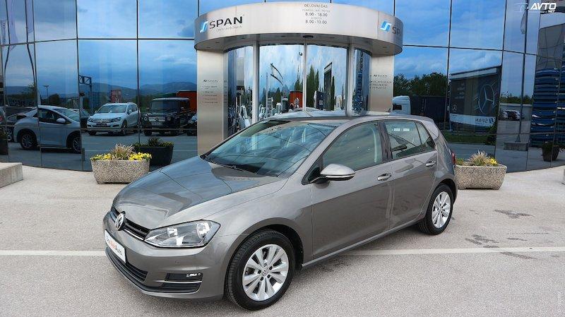 Volkswagen Golf 1.6 TDI BMT Comfortline +ACC DISTRONIC +NAVI ITD