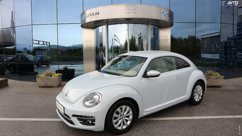 Volkswagen Beetle 1.2 TSI BMT Design SLO 1.LASTNIK +LED+TEMPOMAT ITD