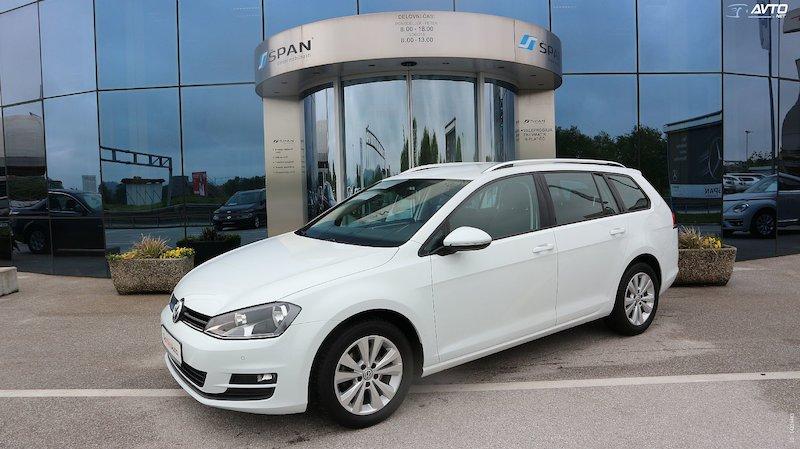 Volkswagen Golf Variant 1.6 TDI BMT Comfortline +ACC+NAVI ITD