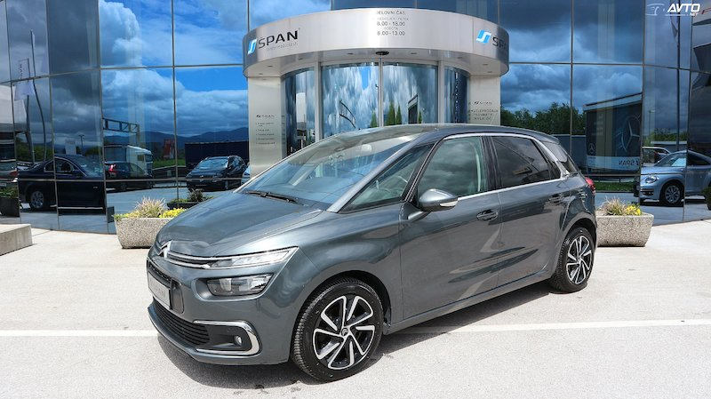 Citroën C4 Picasso 1.6 BlueHDi BUSINESS AUT +TOP OPREMA VOZILA