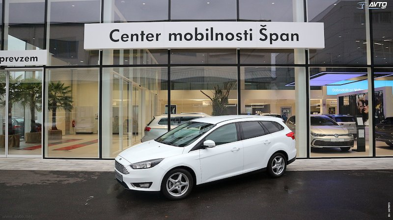 Ford Focus Karavan 1.5 TDCi ECOnetic EXECUTIVE