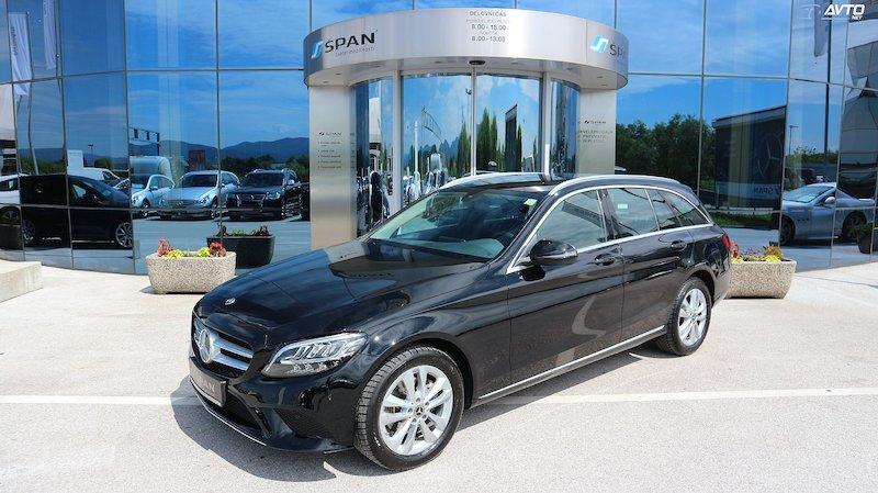 Mercedes-Benz C-Razred C 200 d T Avantgarde Avt.