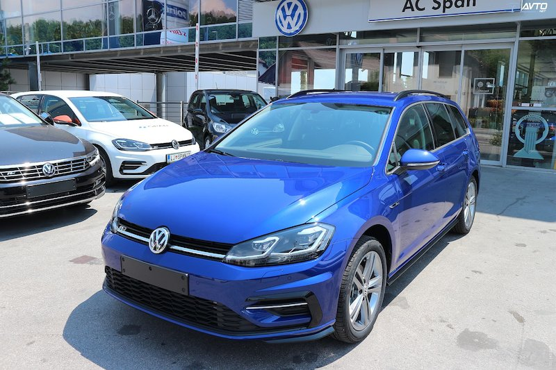 Volkswagen Golf .Variant 1.5 TSI ACT BMT R-Line Edition