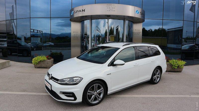 Volkswagen Golf Variant 1.6 TDI BMT R-Line Edition +TOP OPREMA DOD