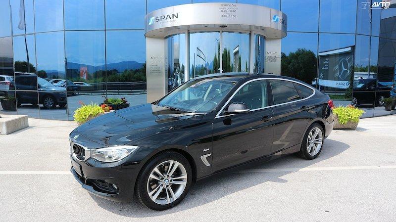 BMW serija 3 320d xDrive Gran Turismo Sport Line AUT TOP OPREMA