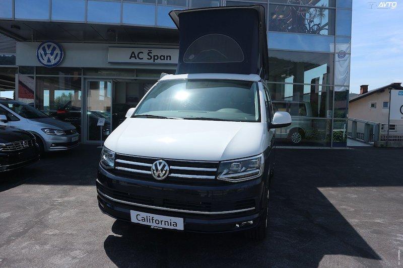 Volkswagen California .2.0 TDI Ocean DSG Last Edition T6