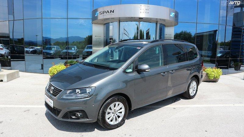 Seat Alhambra 4motion 2.0 TDI Style Siete Start Stop DSG AUT