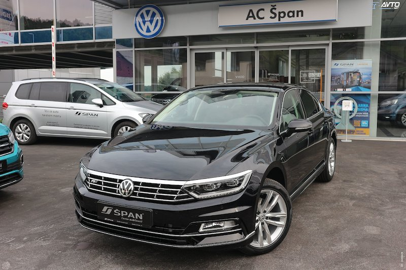 Volkswagen Passat .2.0 TDI BMT R-Line Edition DSG