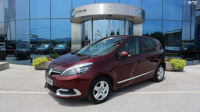 Renault Scenic dCi 110 Energy BUSNESS +NAVI+TEMPOMAT...