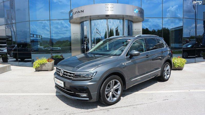 Volkswagen Tiguan 2.0 TDI BMT R-Line Edition DSG
