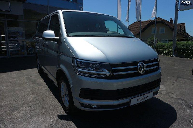 Volkswagen Multivan 2.0 TDI Comfortline DSG