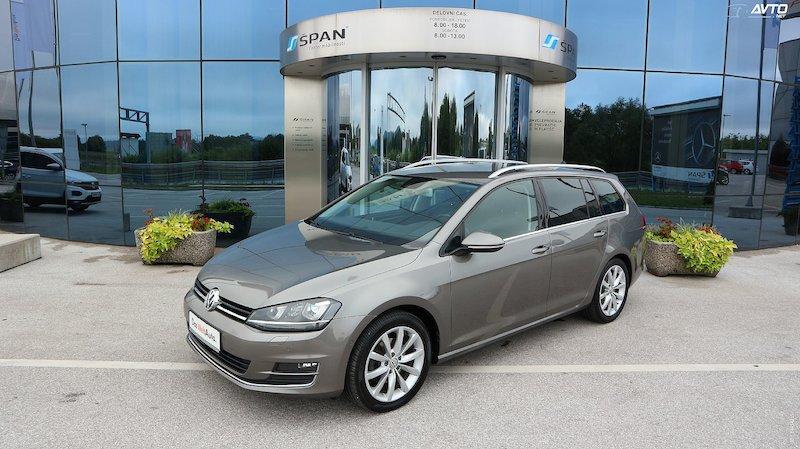 Volkswagen Golf Variant 2.0 TDI BMT Highline DSG +ACC +TOP OPREMA