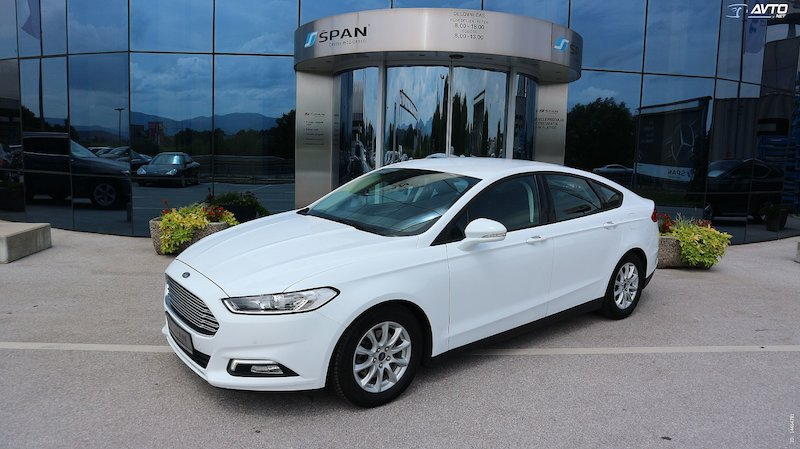Ford Mondeo 1.5 TDCi BUSINESS +NAVI+TEMPOMAT ITD